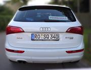 In der Fahrschule Holewa, Rosenheim und Schloßberg werden Sie in einem Audi Q5 optimal auf die Führerscheinprüfung in der Klasse B vorbereitet