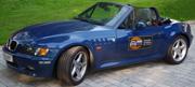In der Fahrschule für Rosenheim und Umgebund, der Fahrschule Holewa werden Sie in einem BMW Z3 Cabrio auf die praktische Führerscheinprüfung vorbereitet